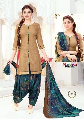 MEERA PATIYALA (10 Pcs Catalog)