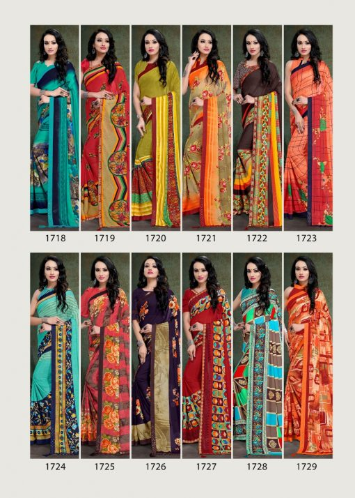 Sada Bahar - 4 (12 Pcs Catalog)