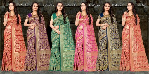 Kanishka-03 (06 Pcs Catalog)