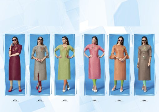 Handwork Kalakari (06 Pcs Catalog)