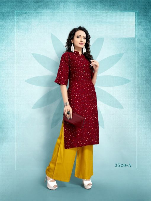 Rajbhog-3520-B (06 Pcs Catalog)