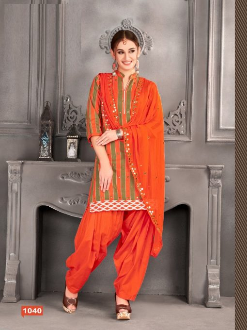 Muskan Vol-2 (04 Pcs Catalog)