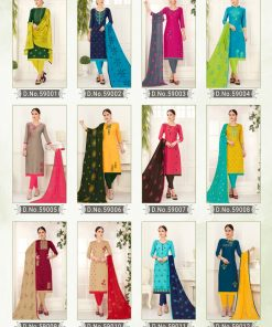 Sahoo Vol-59 (12 Pcs Catalog)
