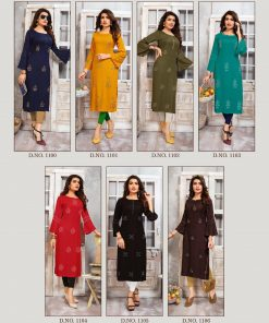 Kohinor (07 Pcs Catalog)