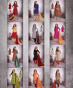 Priyakala Vol-9 (12 Pcs Catalog)