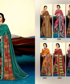 KHUSHBOO-3 (8 Pcs Catalog)