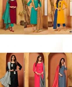 Ishita (6 Pcs Catalog)