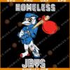 Blue Homeless Jays SVG TD21082012