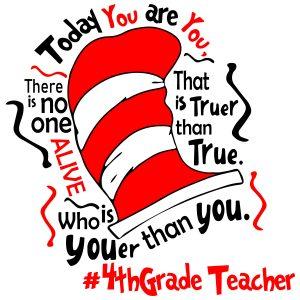 4th Grade Teacher mockup