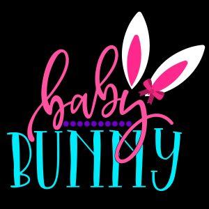 Baby Bunny mockup