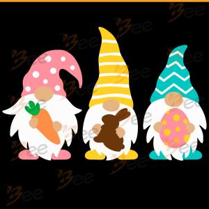 Gnome Easter Svg, Trending Svg, Easter Day Svg, Happy Easter Svg,