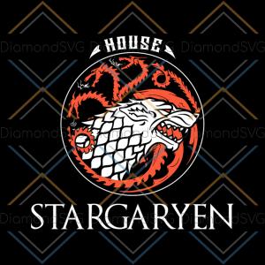 House Stargaryen Shirt Svg, Dracarys Shirt Svg, Game Of Thrones Shirt
