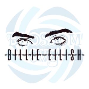 Billie Eilish Eyes Svg, Famous People Svg, Billie Eilish, Billie Eilish Svg, Billie Svg, Eilish Svg, Billie, Eilish, Eyes Svg, Billie Clipart, Billie Cut File, Billie Eilish Cricut, Ocean Eyes, Svg