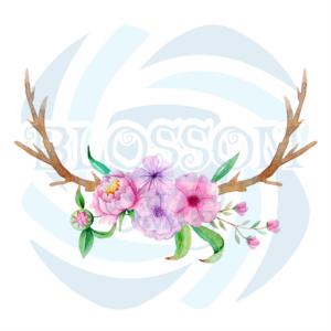 Boho Rustic Composition Perfect For Floral Svg, Flower Svg, Floral