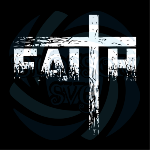 Christian Faith & Cross svg, Belief Svg, Individual Opinion Svg