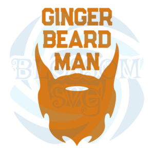Ginger Beard Man svg Famous People Svg, Idol Svg, Known People Svg