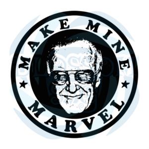 Make Mine Marvelous Stan Lee svg Famous People Svg, Idol Svg