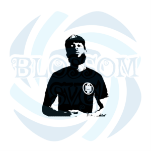 Nipsey Hussle Silhouette svg Famous People Svg, Idol Svg