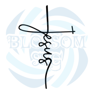 jesus cross svg, Belief Svg, Individual Opinion Svg, Hope Svg