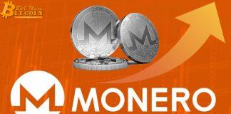 Monero được dự đoán sẽ đạt 18.000 USD trong 5 năm tới