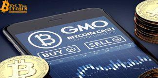 GMO Nhật Bản ngưng khai thác Bitcoin Cash