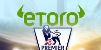 7 câu lạc bộ Ngoại hạng Anh ký thoả thuận hợp tác bằng Bitcoin với eToro