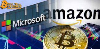 Bitcoin cần học hỏi Microsoft và Amazon