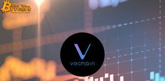 Giá VeChain tăng khủng hơn 40% khi thị trường tiền điện tử mở rộng đợt phục hồi.