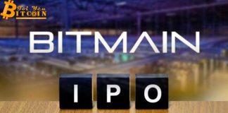 Ông lớn Bitmain chính thức nộp đơn IPO tại Hong Kong