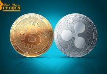 XRP có thể sẽ vượt mặt Bitcoin trong tương lai gần