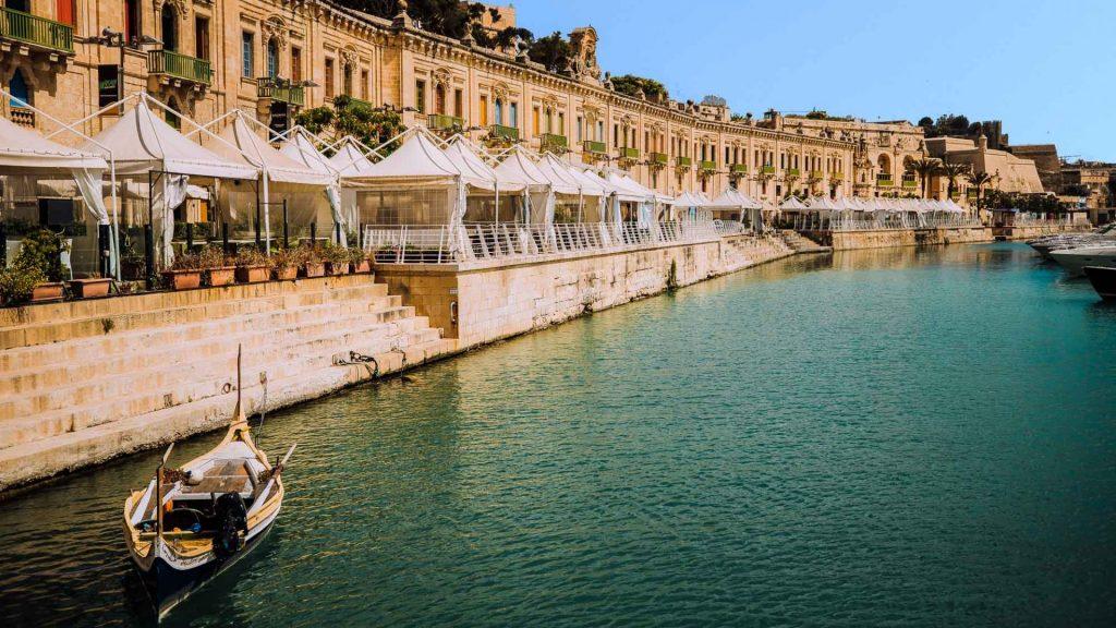 Thiên đường tiền mã hóa và blockchain Malta