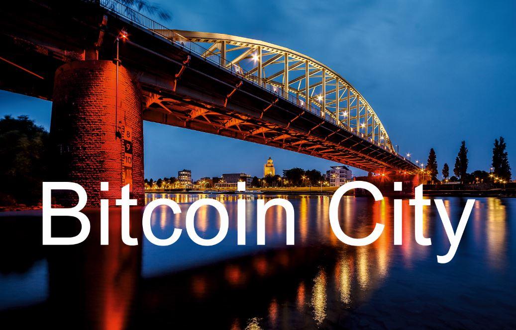 Thành phố Bitcoin Bitcoin tại Hà Lan