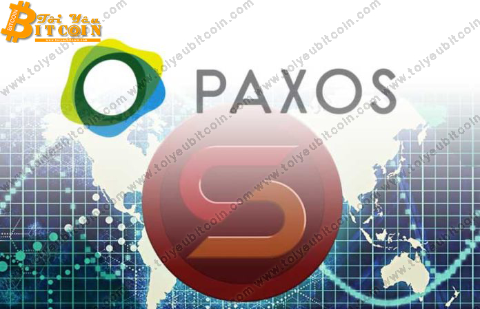 Paxos Standard Token