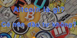 Altcoin là gì?