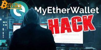 MyEtherWallet bị tấn công còn nhiều hơn các ngân hàng trong Fortune 500