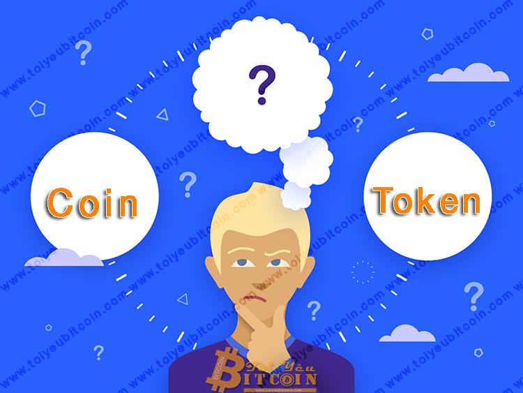 Token và Coin