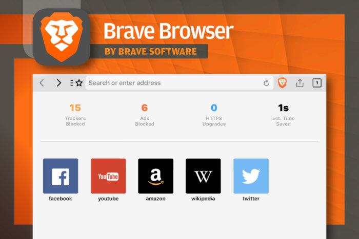 Trình duyệt Brave đã có hơn 3 triệu user.