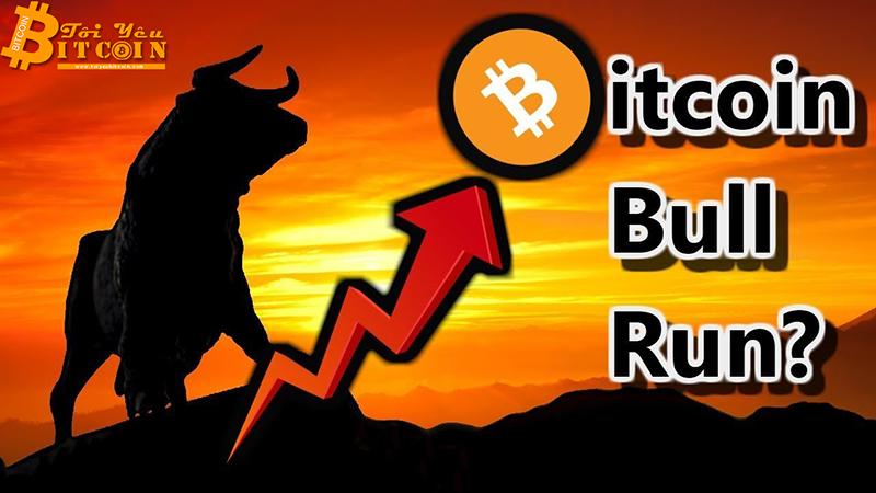 Đừng vội, thị trường giá tăng Bitcoin tiếp theo đang sắp đến!