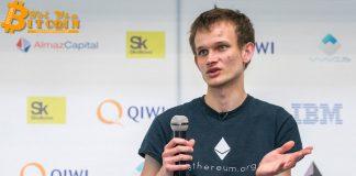 Vitalik Buterin: Ethereum cần phải tiến hóa, nếu không nó sẽ tự đào hố chôn mình!