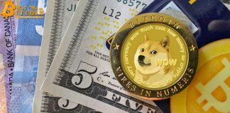 DogeCoin (DOGE) bay cao khi thị trường tiền điện tử ngập ngừng
