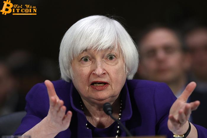 """Cựu Chủ tịch Fed: """"Bitcoin không hề hữu dụng!"""""""