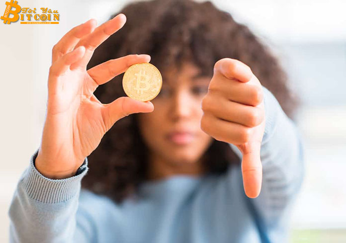 5 quan điểm sai lầm khiến mọi người ghét bitcoin