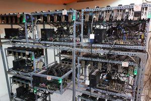 Hàng loạt cơ sở đào Bitcoin tại Trung Quốc đóng cửa sau khi nước này mở chiến dịch trấn áp tiền mã hóa. Ảnh: SCMP.