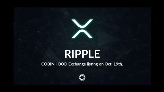 Cobinhood XRP