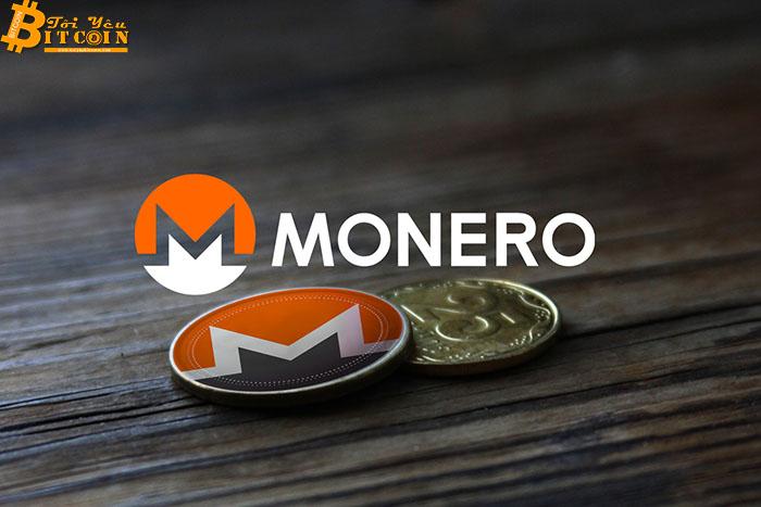 Phụ phí giao dịch Monero giảm về mức cận 0