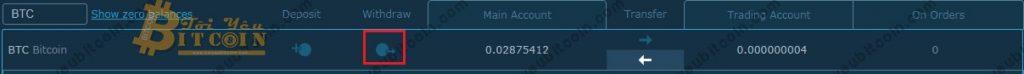 Rút tiền từ sàn HitBTC. Ảnh 3