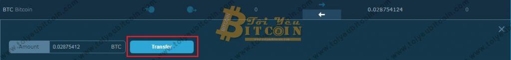 Rút tiền từ sàn HitBTC. Ảnh 2