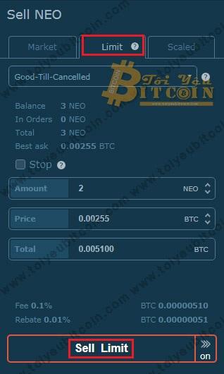 Mua bán Coin trên HitBTC. Ảnh 7