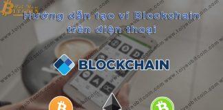 Hướng dẫn tạo ví Bitcoin trên điện thoại