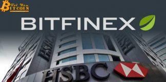 Bitfinex trở thành đối tác của ngân hàng HSBC
